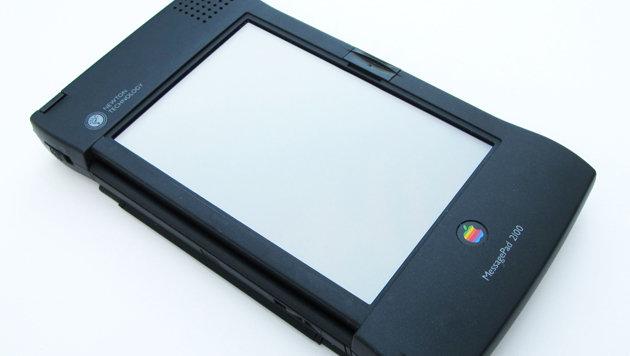 Mit dem Newton wollte Apple den PDA-Markt erobern - und legte einen veritablen Flop hin. (Bild: flickr.com/moparx)