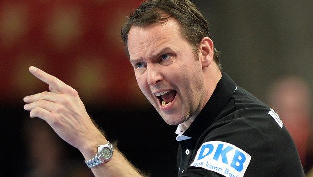 """Sigurdsson rät: """"Im Sport nicht realistisch sein!"""" (Bild: APA/AFP/JANEK SKARZYNSKI)"""