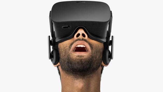 VR-Brillen landen zu Wucherpreisen auf eBay (Bild: Oculus VR)