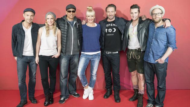 """Gablier und Cicero lernten sich in der VOX-Show """"Sing meinen Song"""" kennen. (Bild: Viennareport)"""