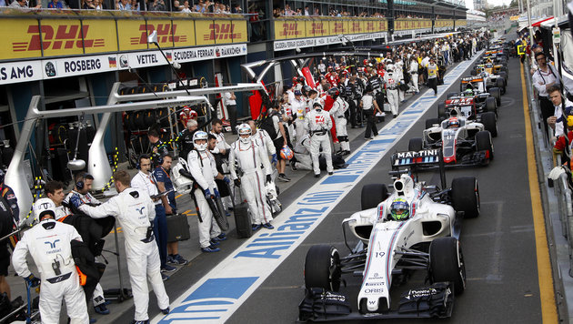 Formel 1 kehrt zu altem Qualifying-Modus zurück (Bild: ASSOCIATED PRESS)