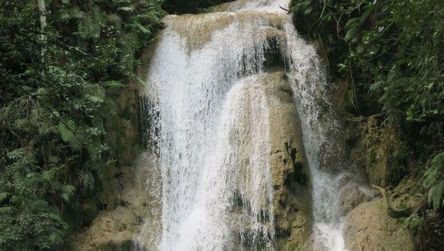 Der höchste Wasserfall der Dominikanischen Republik liegt auf der nördlichen Seite von Samaná. (Bild: dez)