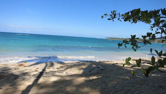Die Strände in Las Terrenas gehören zu den Schmuckstücken der Halbinsel. (Bild: dez)
