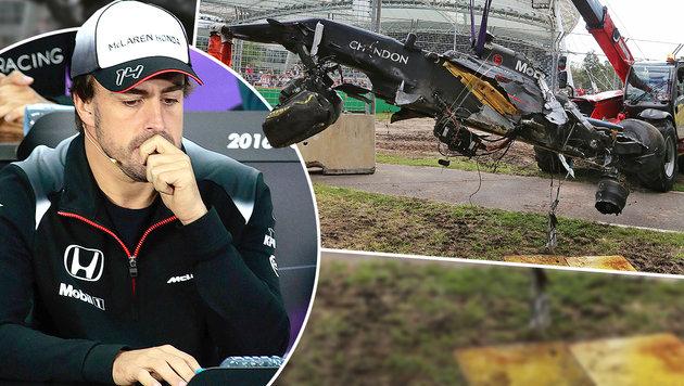 """Alonso gefrustet, aber: """"Ich verstehe die Ärzte"""" (Bild: GEPA)"""