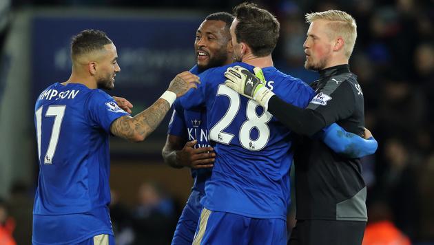"Fuchs: ""Leicester neuer Meister? Das passt nicht!"" (Bild: GEPA)"