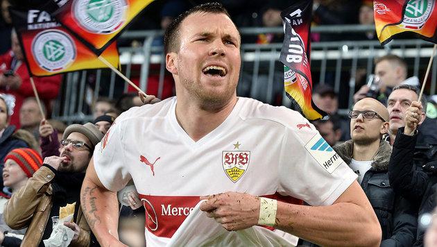 "Großkreutz rügt Fans: ""Ohne Ultras nichts los!"" (Bild: GEPA)"