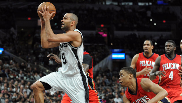 NBA-Rekord der Spurs - 68. Saisonsieg der Warriors (Bild: ASSOCIATED PRESS)
