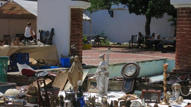 Die UNESCO erklärte die historische Altstadt von Santo Domingo zum Weltkulturerbe der Menschheit. (Bild: dez)
