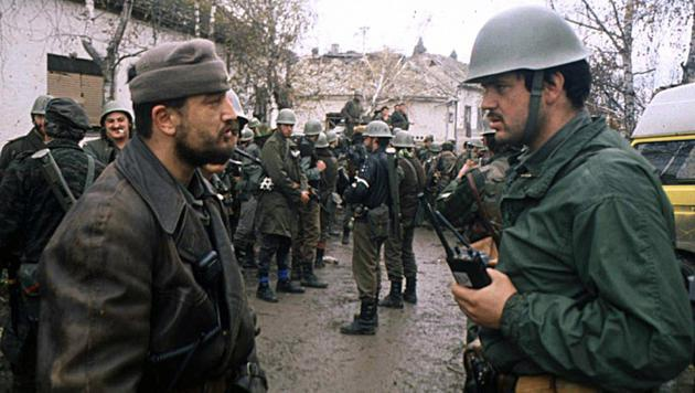 Vukovar 1991 (Bild: AFP/picturedesk.com)