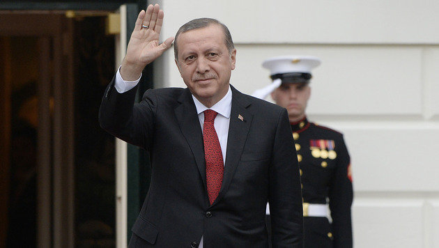 Recep Tayyip Erdogan (Bild: AFP)