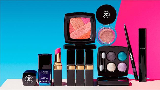 """""""We love Pastell! Die Frühlings-Make-ups sind da (Bild: Chanel)"""""""