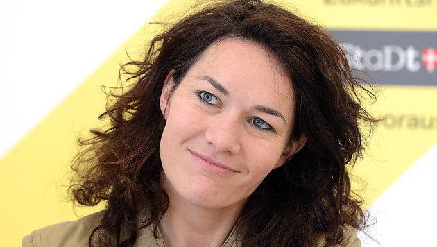 Ingrid Felipe wird als Nachfolgerin von Eva Glawischnig gehandelt. (Bild: APA/Helmut Fohringer)