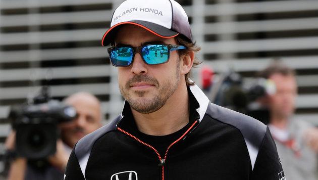 """Alonso: """"Wir sind um unseren Sport besorgt"""" (Bild: AP)"""