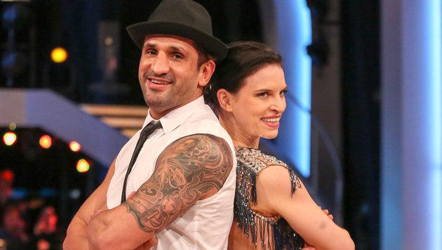 """Fadi Merza schied am Freitag bei """"Dancing Stars"""" aus. (Bild: ORF)"""