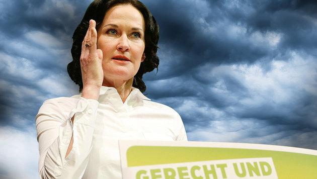 Eva Glawischnig (Bild: APA/Gert Eggenberger, thinkstockphotos.de)