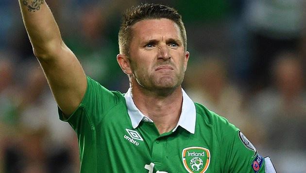 Irland-Kapitän Keane fällt bis zu sechs Wochen aus (Bild: AFP)