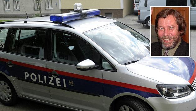 """""""Krone""""-Redakteur Johann Haginger ertappte einen Einbrecher auf frischer Tat. (Bild: APA/HERBERT PFARRHOFER, bundesheer.at)"""