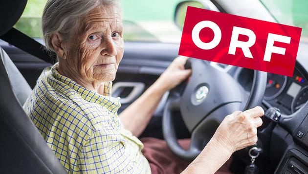 Mit diesem Aprilscherz schockt ORF Autofahrer (Bild: thinkstockphotos.de, ORF)