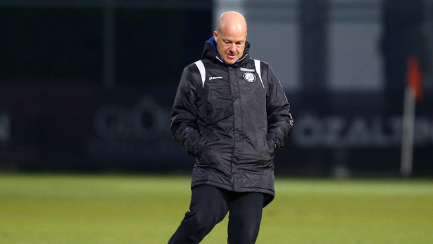 Sturm: Gerhard Goldbrich nicht mehr Sportdirektor (Bild: GEPA)