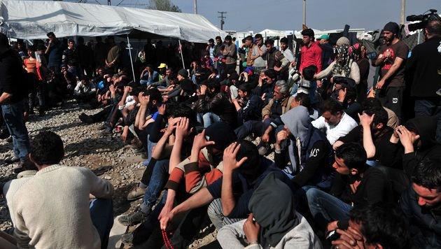 Türkei zwingt Syrer zur Rückkehr in ihre Heimat (Bild: AFP)
