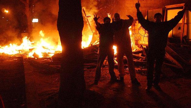 Vor 25 Jahren begann der Jugoslawienkrieg (Bild: AFP/picturedesk.com)