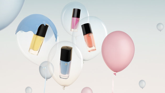 """We love Pastell! Die Frühlings-Make-ups sind da (Bild: Lancome)"""