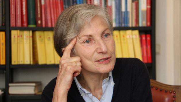 Irmgard Griss (Bild: Christian Jauschowetz)