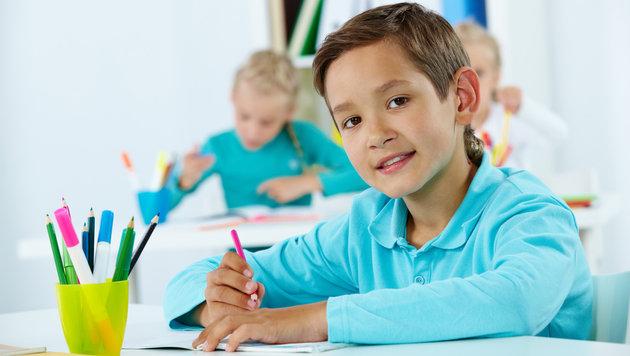Bis Anfang Februar haben im Durchschnitt oö. Eltern 1660 Euro für die Schule ausgegeben. (Bild: PantherMedia / pressmaster)