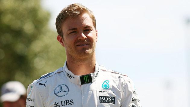 """Nico Rosberg: """"Sogar mein Hund flippte total aus"""" (Bild: GEPA)"""