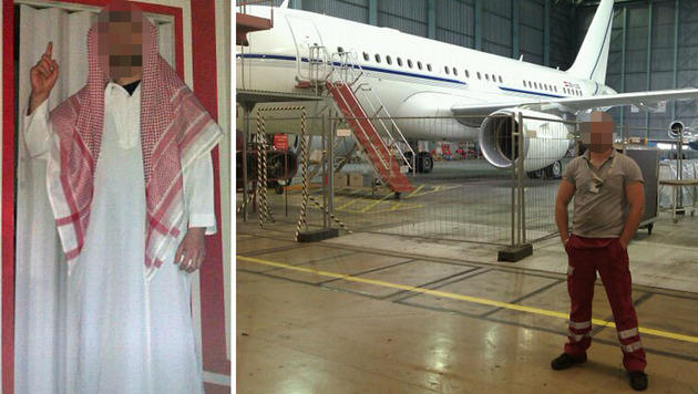 "Passagier am Airport: ""Hab nur 3 Bomben im Gepäck"" (Bild: facebook.com)"
