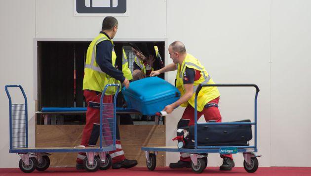 Flugbetrieb am Airport Br�ssel wieder aufgenommen