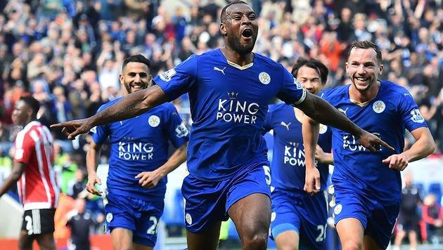 Leicester wartete 132 Jahre auf den großen Wurf (Bild: APA/AFP/BEN STANSALL)