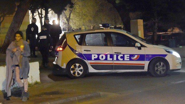 Schießerei in Marseille fordert drei Tote (Bild: APA/AFP/Boris Horvat)