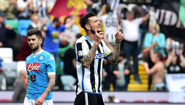 Vorentscheidung? Neapel patzt im Titelkampf (Bild: AFP)
