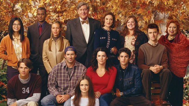 """Gilmore Girls"" (Bild: facebook.com/GilmoreGirls)"