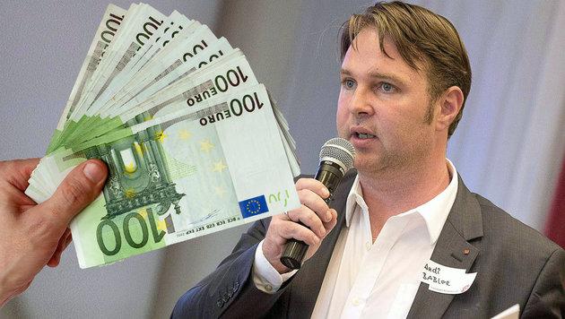 Traiskirchens Bürgermeister Babler (Bild: APA/HARALD DOSTAL, thinkstockphotos.de)