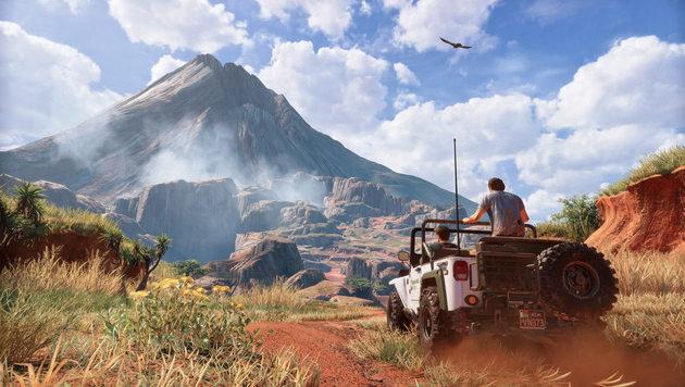 Spiele mit scharf, bitte! 4K-Gaming auf PS4 Pro (Bild: Sony)