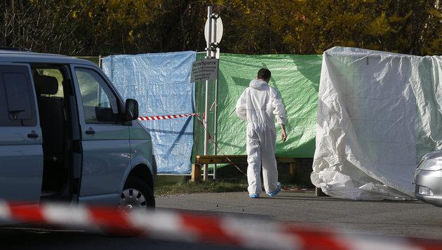 Lebenslange Haft für serbischen Doppelmörder (Bild: APA/ERWIN SCHERIAU)