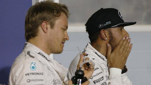 """Nico Rosberg: """"Sogar mein Hund flippte total aus"""" (Bild: AP)"""