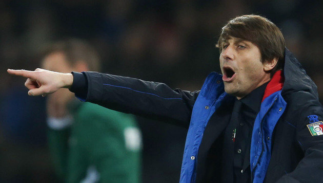 Antonio Conte wird neuer Trainer von Chelsea (Bild: GEPA)