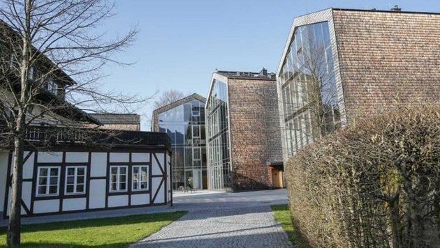 Die private Eliteschule in St. Gilgen hat Schulden in Höhe von 5,7 Millionen Euro angehäuft. (Bild: Markus Tschepp)