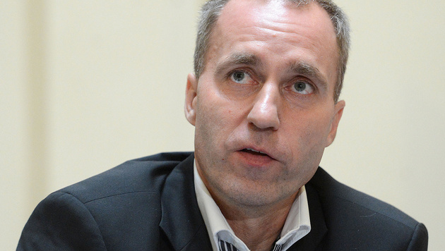 Der grüne Abgeordnete Dieter Brosz (Bild: APA/Helmut Fohringer)