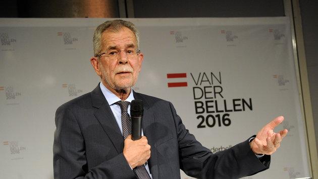 """""""Österreich soll weltweite Ökodrehscheibe sein"""" (Bild: APA/HERBERT PFARRHOFER)"""