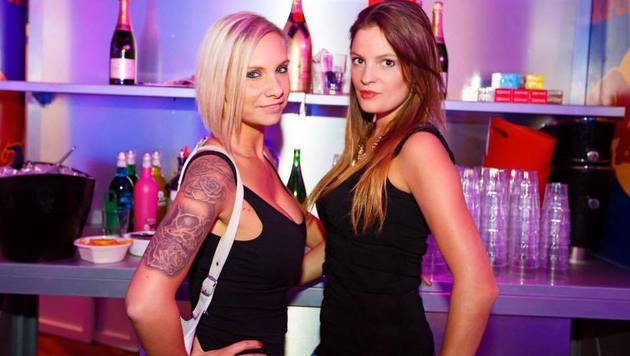 """Top 6: Die heißesten Bar-Girls der City (Bild: Christian Krutis)"""