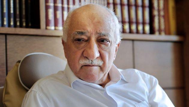 Der islamische Prediger Fethullah Gülen (Bild: APA/AFP)