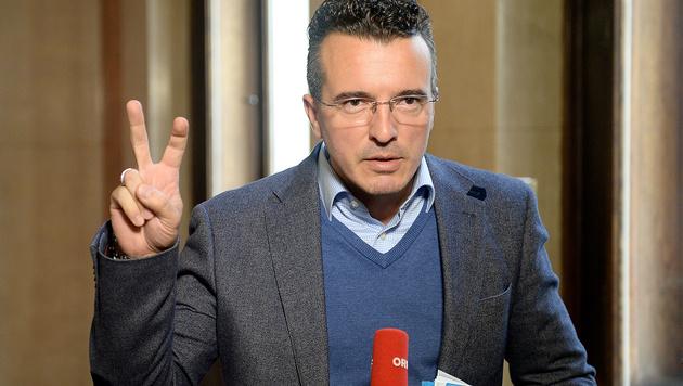 Gernot Darmann, FPÖ (Bild: APA/Roland Schlager)