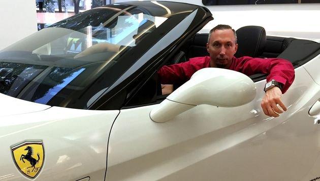 Guido sucht ab Mittwoch auf ATV das Glück (Bild: ATV)
