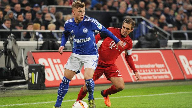Schalkes Millionen schlagen sogar die Bayern (Bild: GEPA)