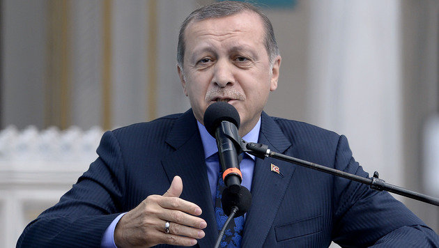 T�rkei: 68 Erdogan-Gegner von Polizei festgenommen (Bild: AFP)
