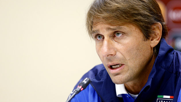 Wettskandal: Conte drohen 6 Monate auf Bewährung (Bild: AP)